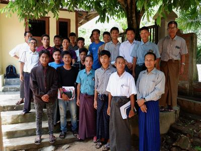 Support a Myanmar Church