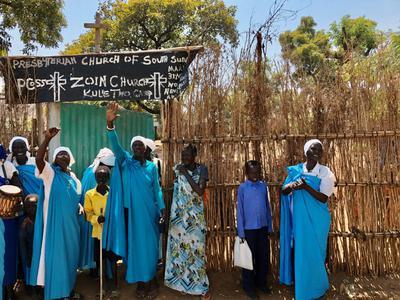Support a South Sudan Church