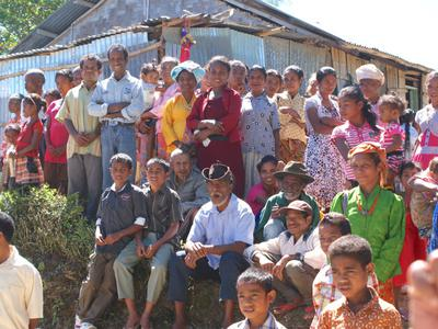 Support a Timor - Leste Church