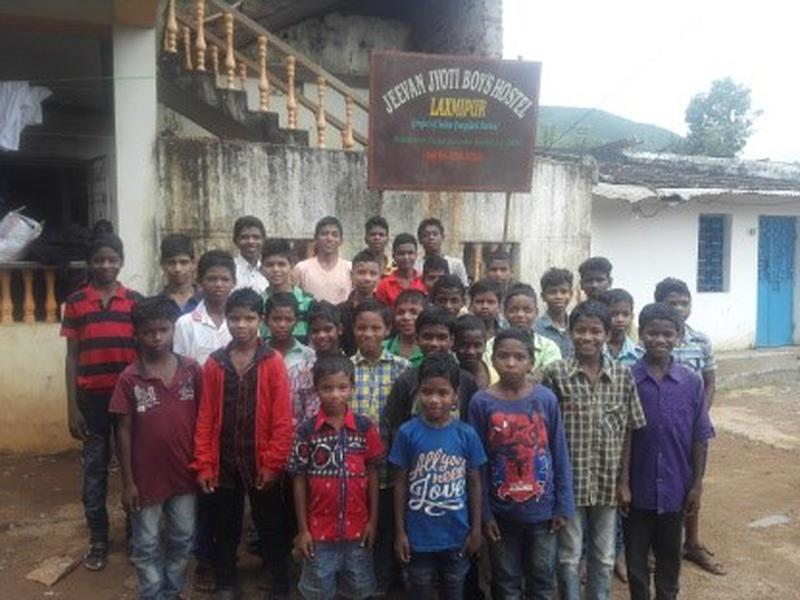 A Van (and shed) for Jivan Jothi Boys Hostel
