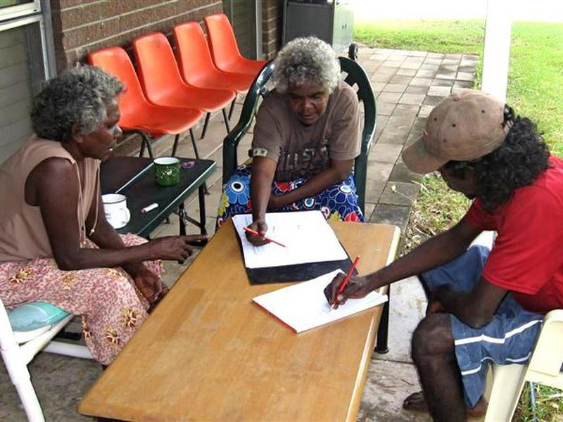 Bible translation for Indigenous Languages