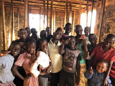 Help build a new children's home in Africa