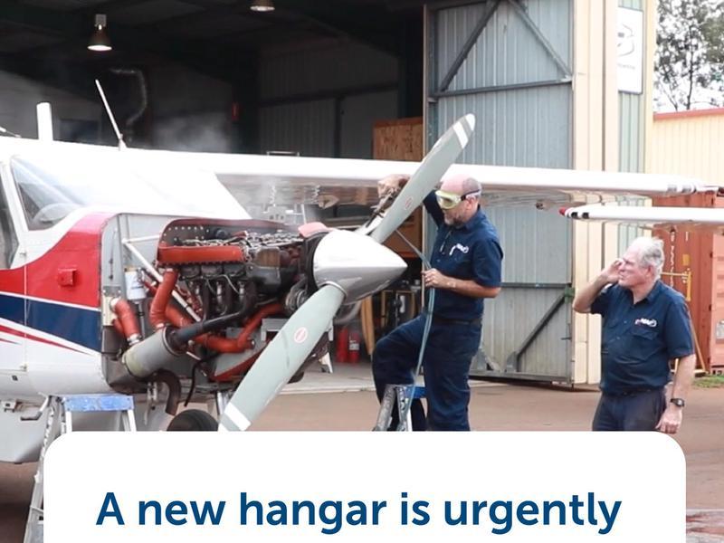 MAF Mareeba  Hangar Appeal