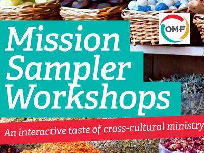 Mission Sampler Workshops