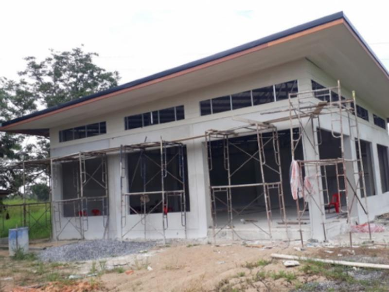 Khong Wilai Church Building Project