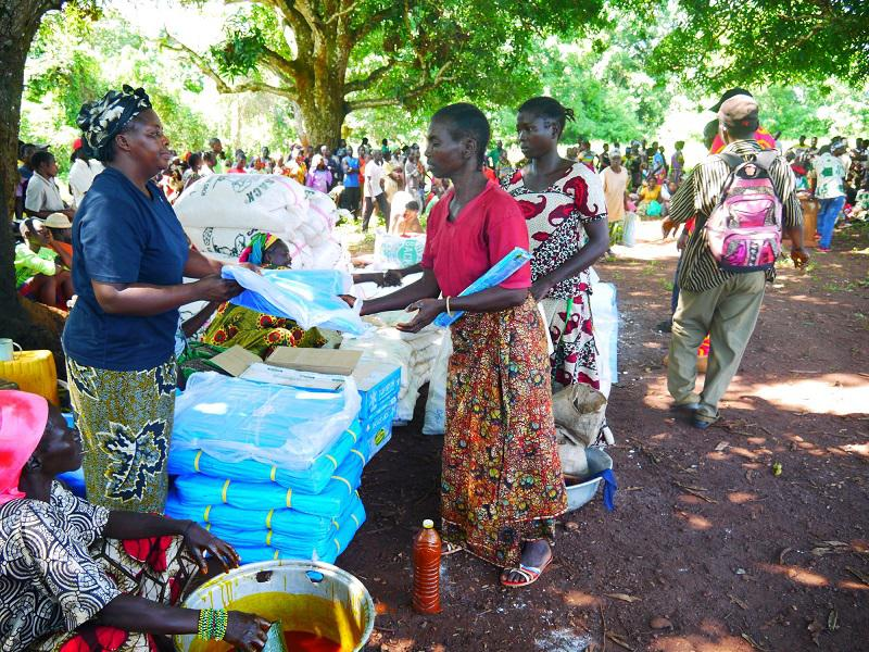Africa Famine Relief and Crisis Fund (Non-tax deductible)