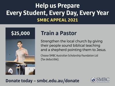 Train a Pastor