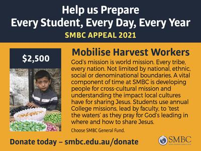 Mobilise Harvest Workers