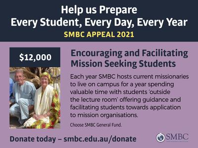Encouraging and Facilitating Mission Seeking Students