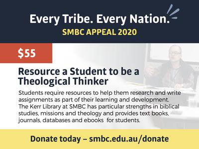 Resource a student to be a theological thinker