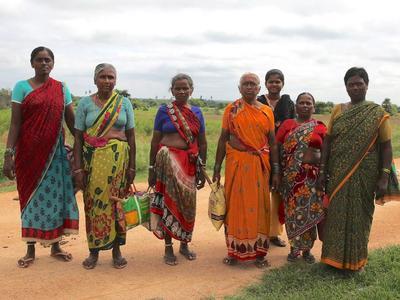 Support a Village - Anti-slavery