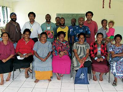 Supporting PNG Ministry Leaders