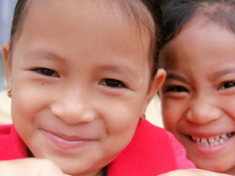 Sponsor a child in Cambodia