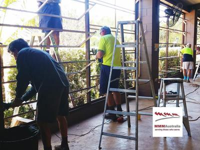 Building Project Mission Trip
