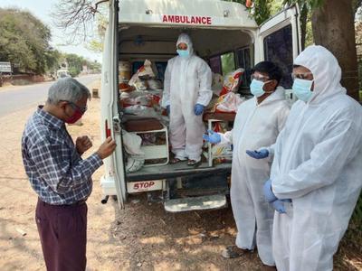 COVID-19 Relief - India image