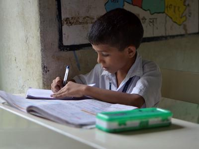 Sponsor a Boy - India