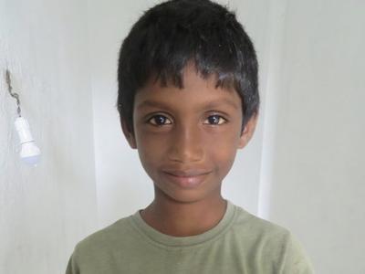 Sponsor a Boy - Sri Lanka