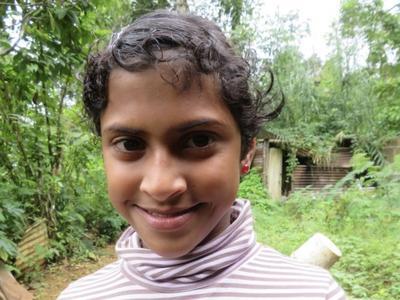Sponsor a Girl - Sri Lanka