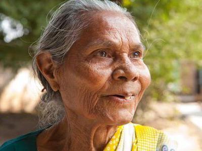 Sponsor a women in India
