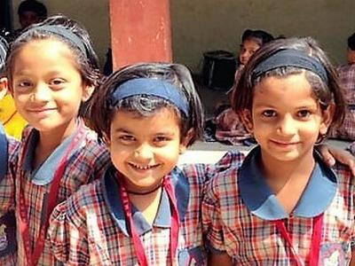 Sponsor a child in India