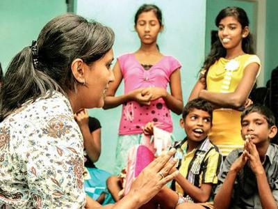 Sponsor a Child in Sri Lanka