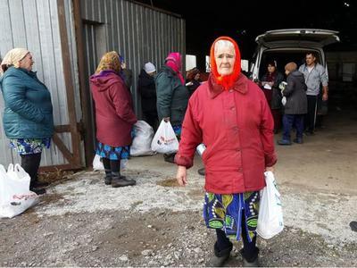 Humanitarian Aid | SGA