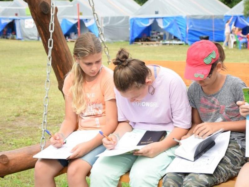 Summer Camp Sponsorships