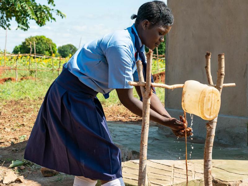 School-based Water, Health & Nutrition:
