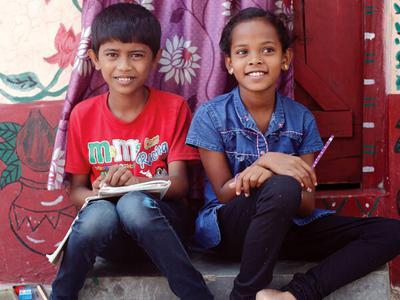 Gift of Love – Children's Scholarship