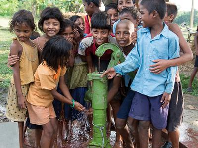 Gift of Love – Water Pump