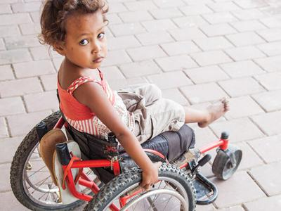Gift of Love – Wheelchair