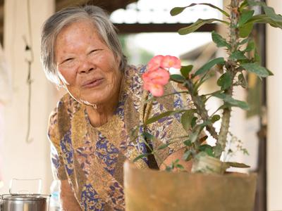Aged Care for Leprosy Patients