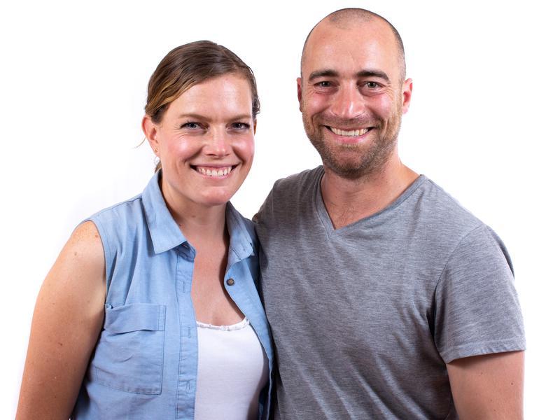 Josh and Belinda Groves