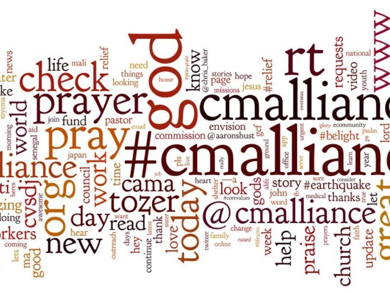 CMA banner image