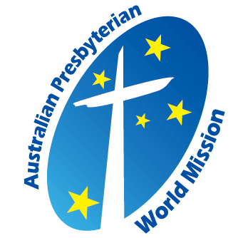 Australian Presbyterian World Mission logo