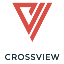 CrossView logo