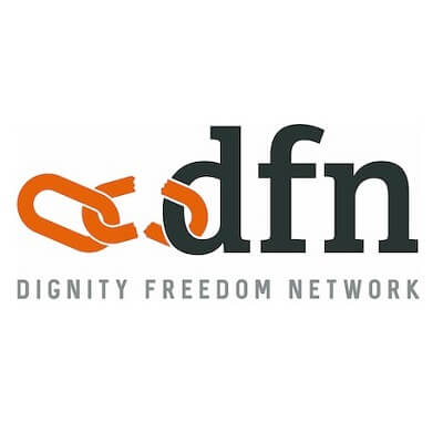 Dignity Freedom Network Australia logo