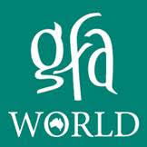 GFA World Australia logo