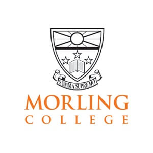Morling College logo