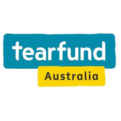 TEARFUND Australia logo